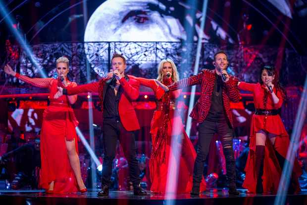 Steps on Strictly (BBC, EH)