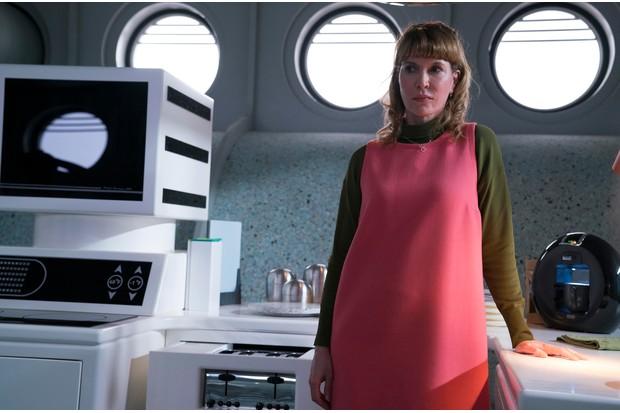 Julia Davis as Sally Morris in Electric Dreams: Crazy Diamond