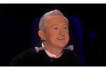 Louis Walsh on The X Factor