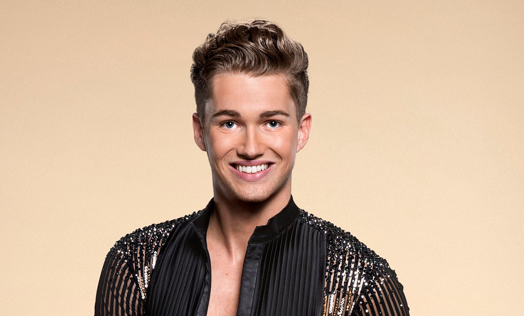 AJ Pritchard on Strictly Come Dancing