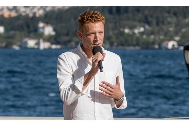 Aidan Martin on The X Factor 2017