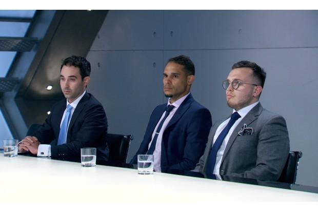 The Apprentice 2017 week one