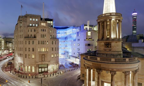 BBC Broadcasting House pic