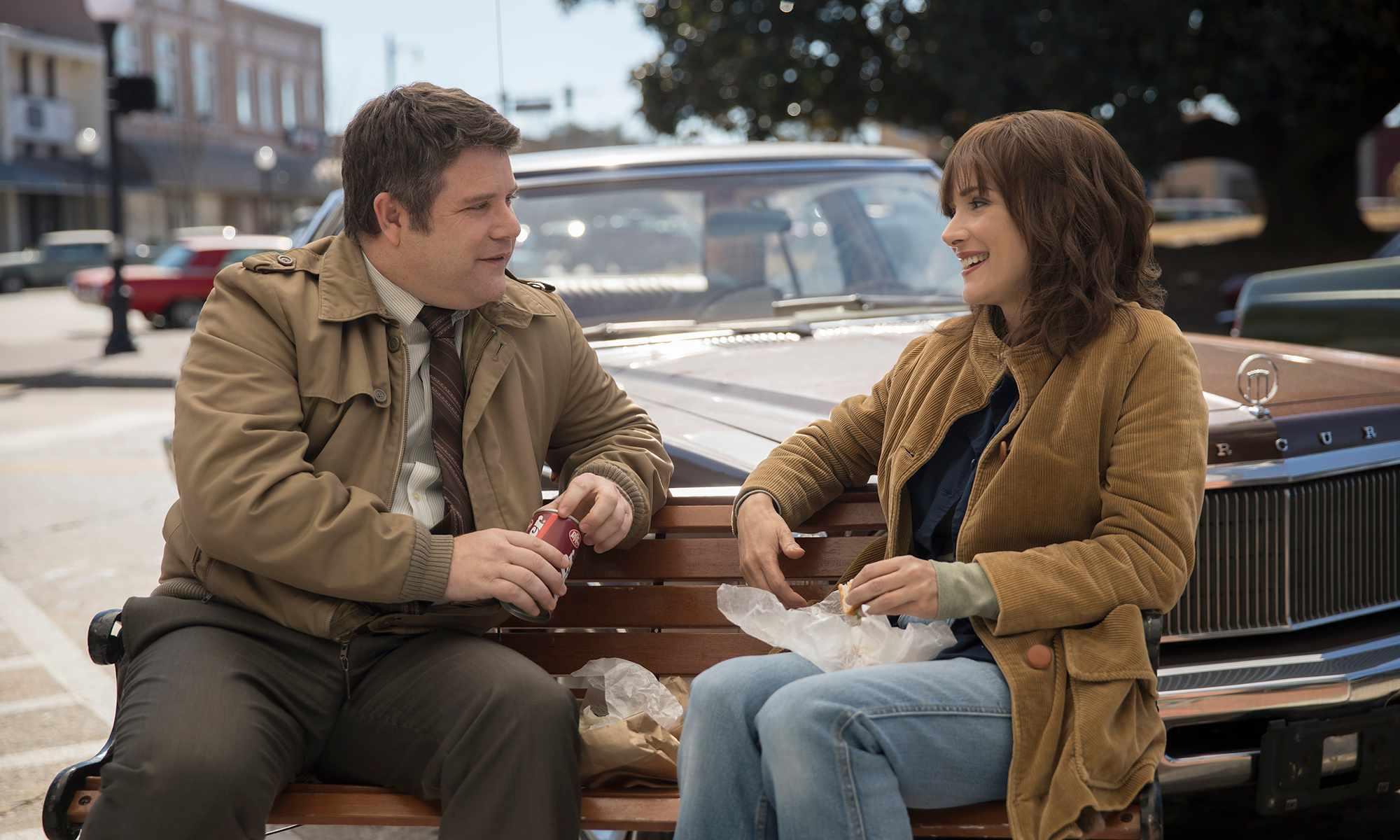 Stranger Things, Sean Astin (Netflix, BA)