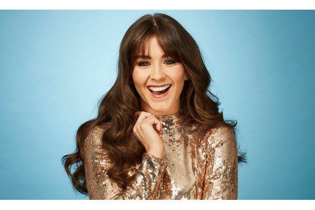 Brooke Vincent for Dancing on Ice 2018