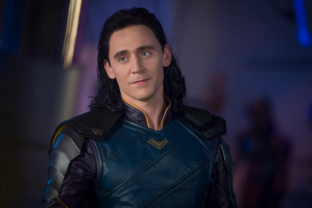 Tom Hiddleston in Thor: Ragnarok (Marvel, HF)