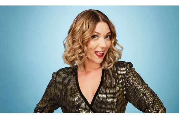 Candice Brown on Dancing on Ice 2018