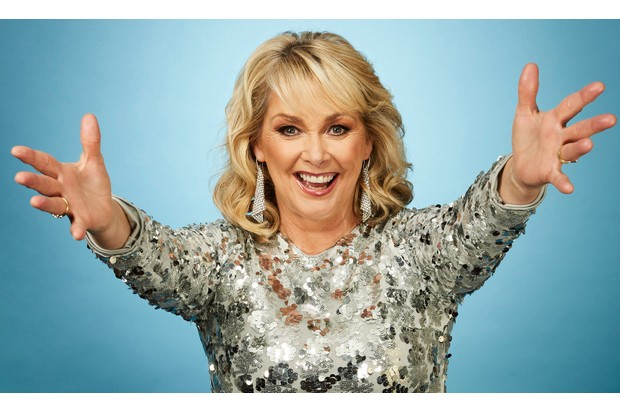 Cheryl Baker on Dancing on Ice