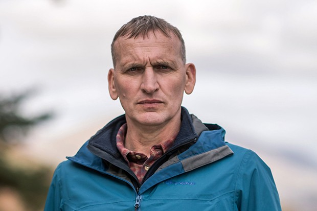 Christopher Eccleston as Maurice in The A Word