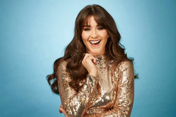 Brooke Vincent Dancing on Ice (ITV, EH)