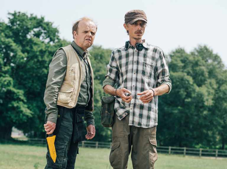 "Toby Jones would find a Detectorists return ""hard to resist"""