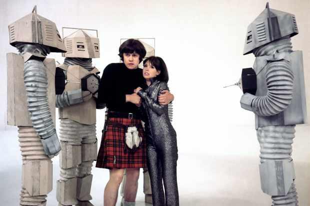 Doctor Who Mind Robber