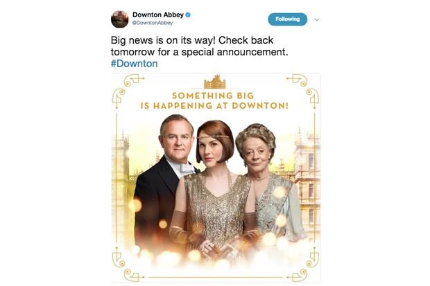 Downton announcement