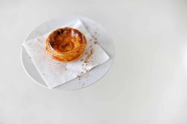 how to make custard tarts at home