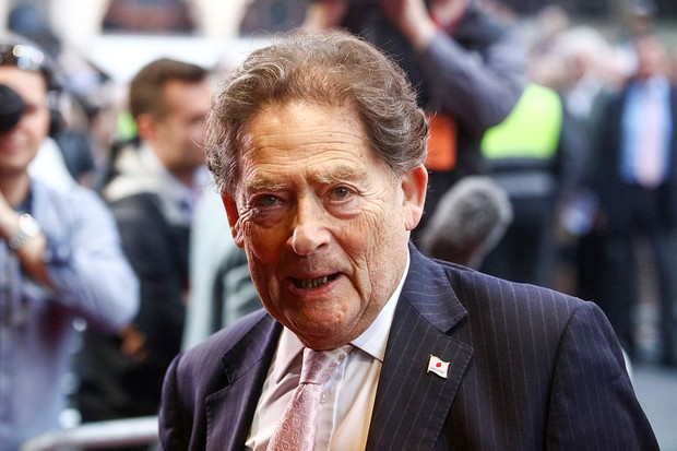 Nigel Lawson, former U.K. chancellor of the exchequer (Getty, BA)