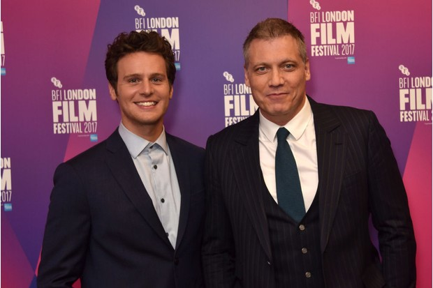 Jonathan Groff & Holt McCallany