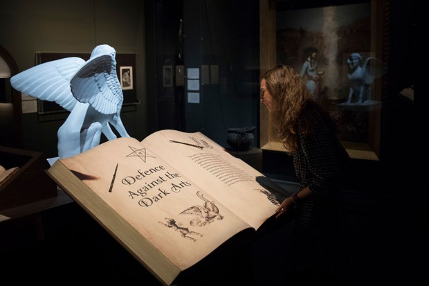 Harry Potter: A History of Magic Exhibition Launch