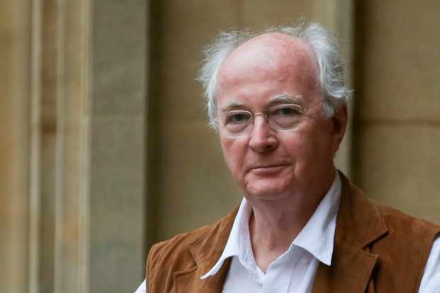 philip pullman getty