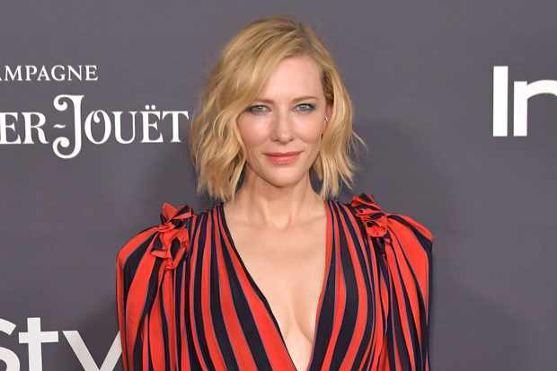 Cate Blanchett at the InStyle Awards (Getty, EH)
