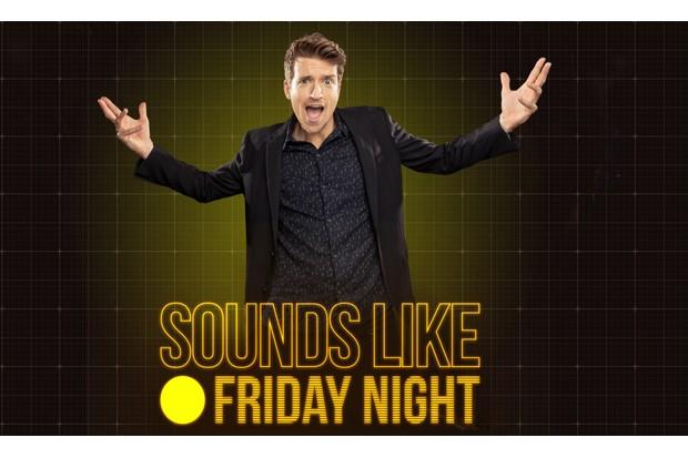 Greg James on Sounds Like Friday Night