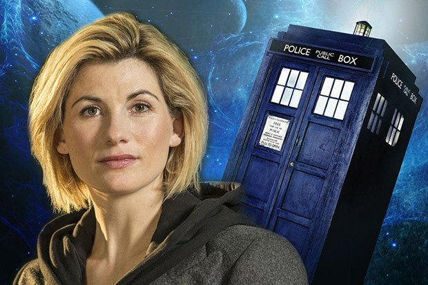 Jodie Whittaker Doctor