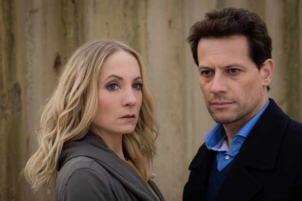 When is Liar back for series two on ITV?