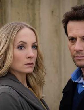 Joanne Froggatt and Ioan Gruffudd in Liar (ITV)