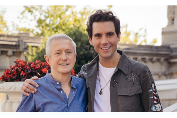 Louis Walsh Mika on The X Factor 2017