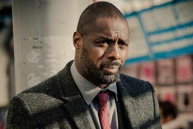 Luther Idris Elba