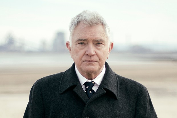 Martin Shaw in the final episode of Inspector George Gently