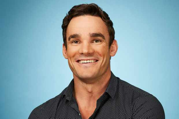 Max Evans on Dancing on Ice 2018