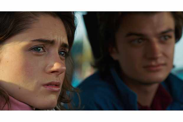 Stranger Things (Netflix, BA)
