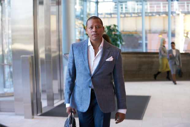 Terrence Howard as George in Electric Dreams episode Real Life
