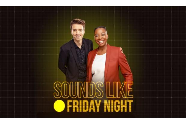 Greg James and Dotty on Sounds Like Friday Night