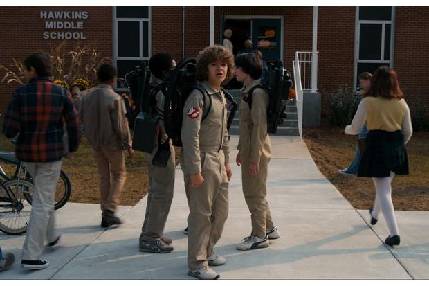 Stranger Things Hawkins Middle School