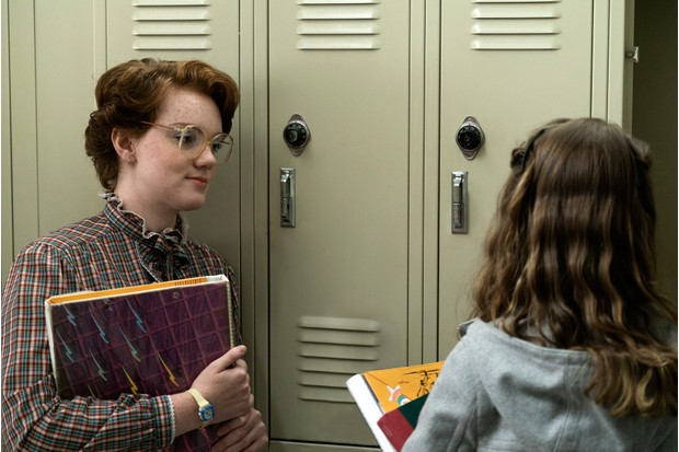 Barb in Stranger Things season 1 (Netflix, JG)