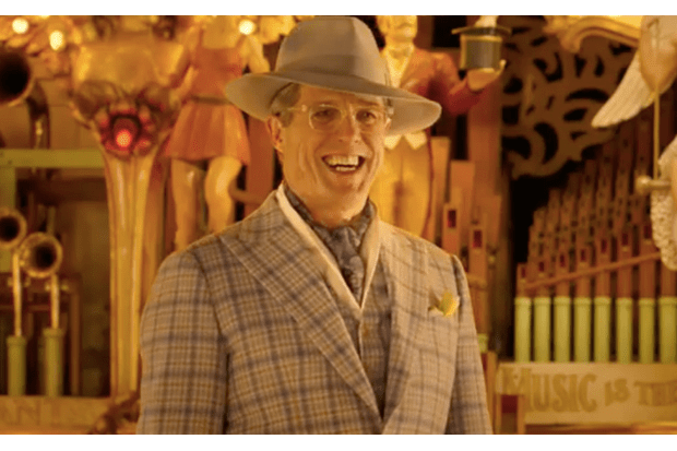 Hugh Grant in Paddington 2