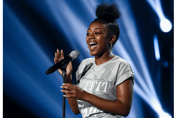 x factor six chair challenge recap sharon osbourne chocked to