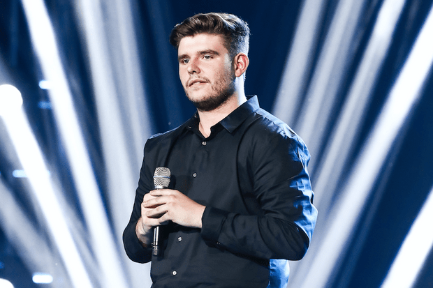 Lloyd Macey on The X Factor 2017