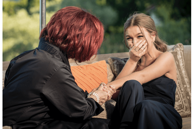 Holly Tandy on The X Factor 2017