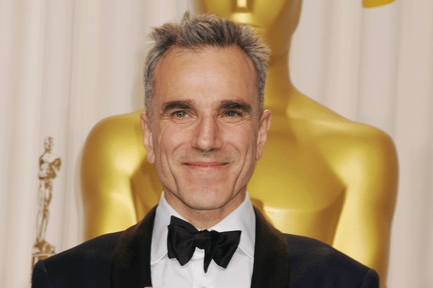 Daniel Day Lewis at the Oscars