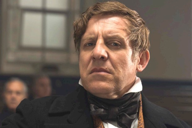 Nigel Lindsay as Sir Robert Peel in ITV's Victoria