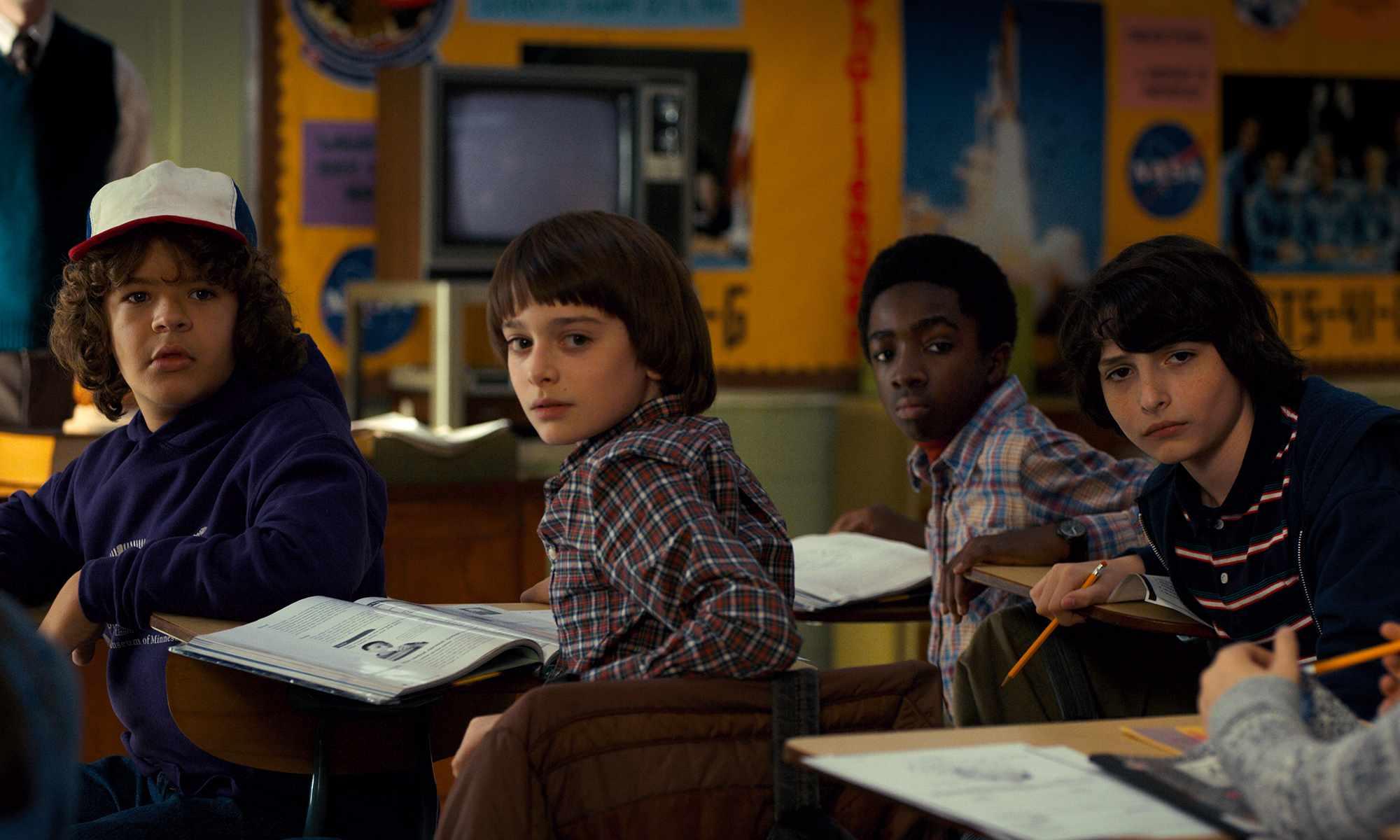 Stranger Things 2 (Netflix, BA)