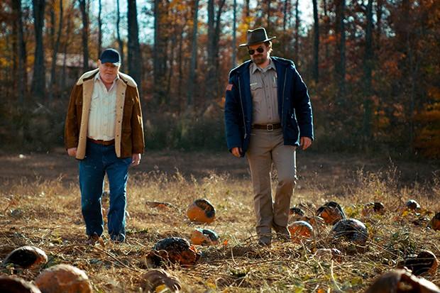 Stranger Things pumpkins