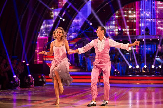 Strictly Charlotte and Brendan MAIN