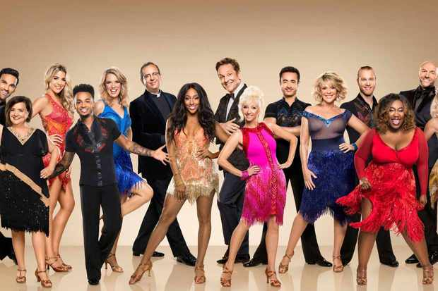 Strictly Come Dancing 2017 dancers