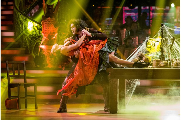 Strictly Come Dancing 2017 - TX 6 LIVE SHOW