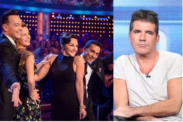 Strictly x factor