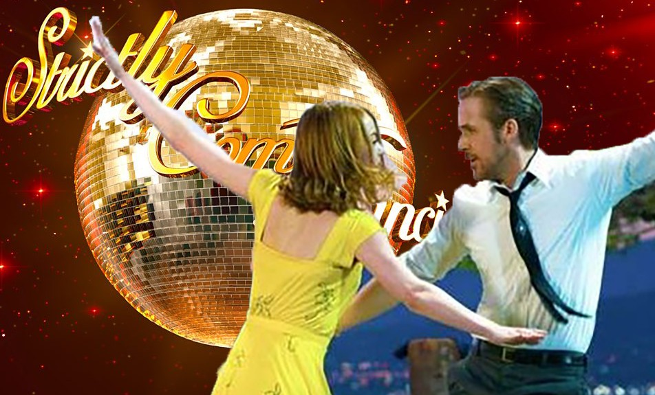 Strictly Come Dancing La La Land