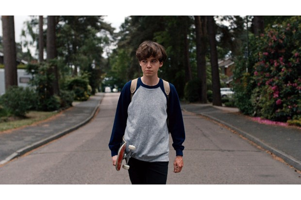 Alex Lawther, The End of the F***ing World (Channel 4, BA)